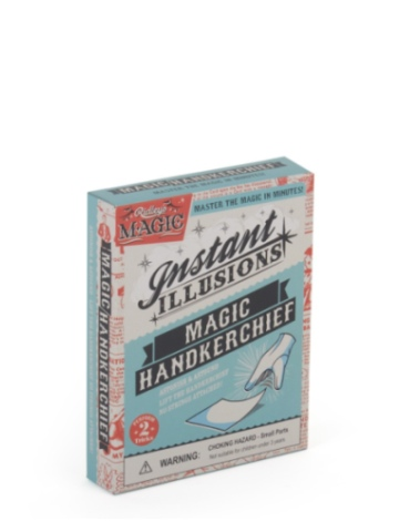 Ridley's Instant Illusions Magic Handkerchief