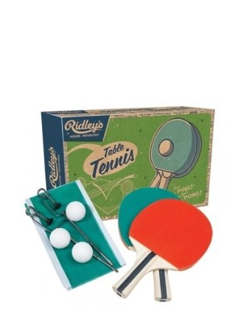 Ridley's Table Top Ping Pong Set
