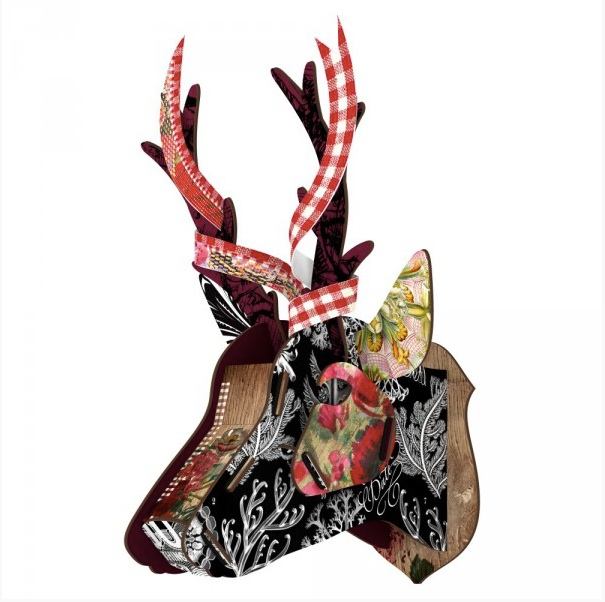 Miho Unexpected - My Pleasure Stag Head