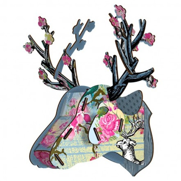 Miho Unexpected - It's a Gem Stag Head
