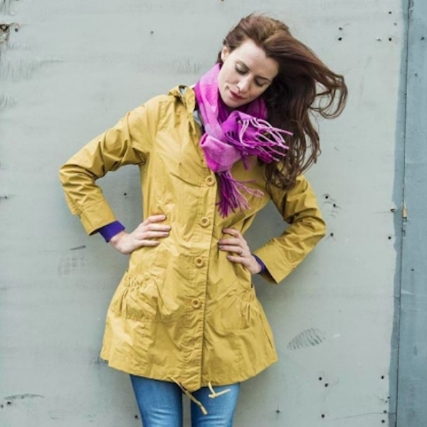 Avoca Dusty Parka - Honey