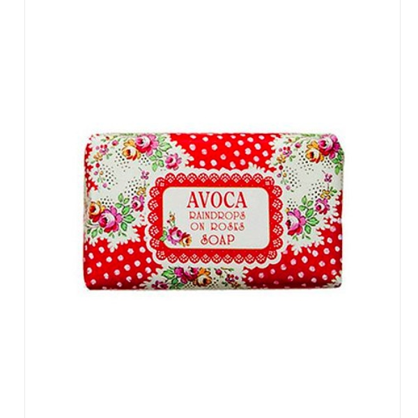 Avoca Raindrops on Roses Soap