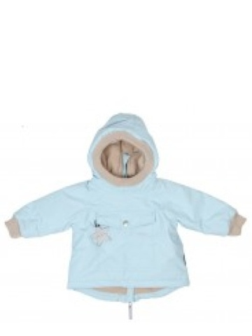 Mini a Ture Baby Wen Coat - Winter Sky