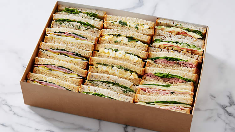 Business Lunches from Barley Sugar