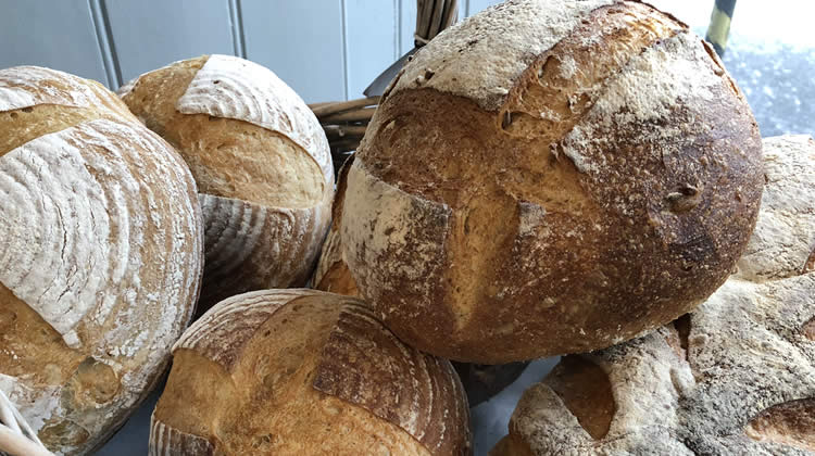 Artisan Bread from Barley Sugar