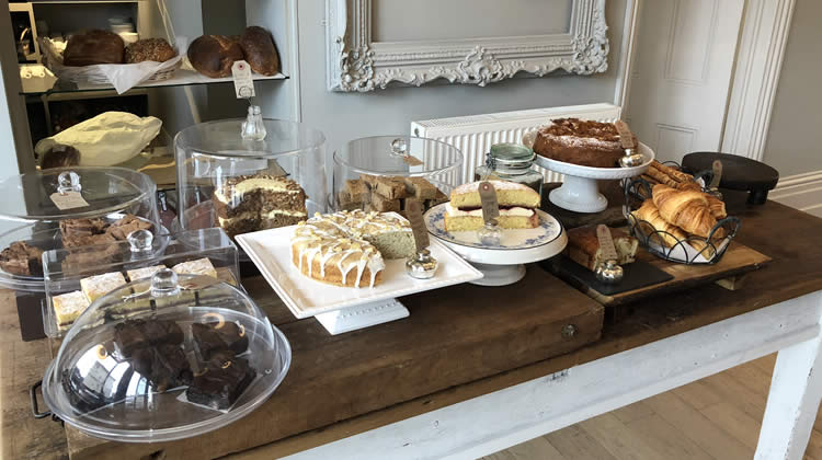 Cakes & Pastries from Barley Sugar