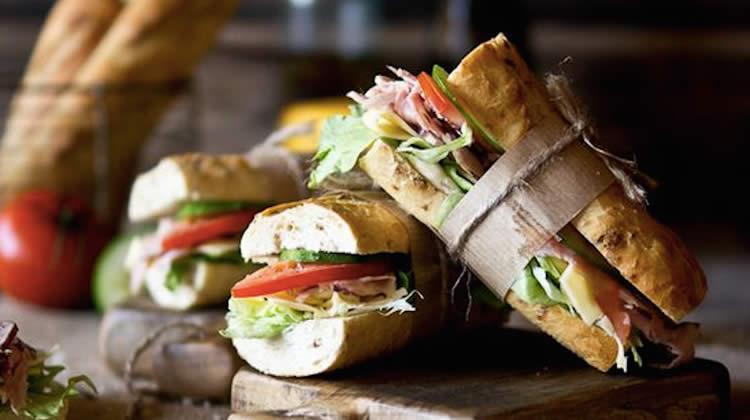 Freshly Made Artisanal Sandwiches from Barley Sugar