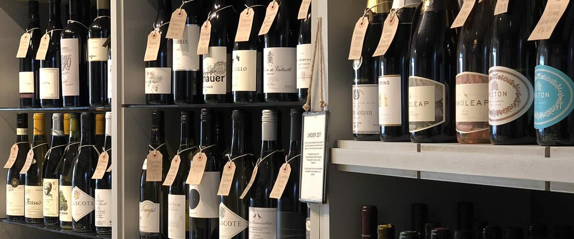 Barley Sugar Fine Wines Eastbourne