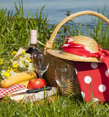 Luxury Picnic Selection