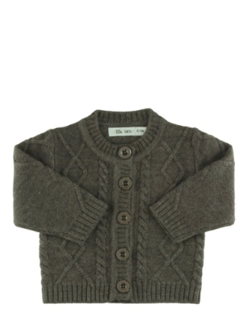 Lille Barn Cable Baby Cardigan