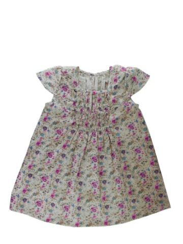 Lille Barn Smocked Detail Dress