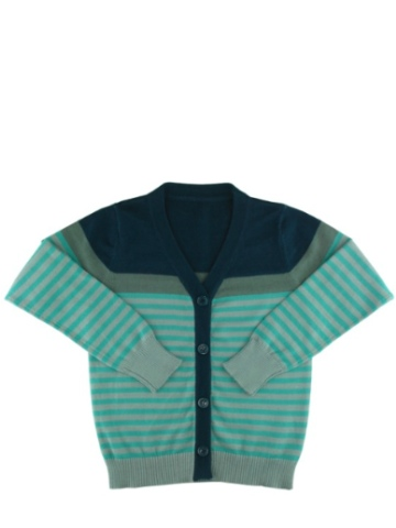 Lille Barn Striped Sailor Cardigan
