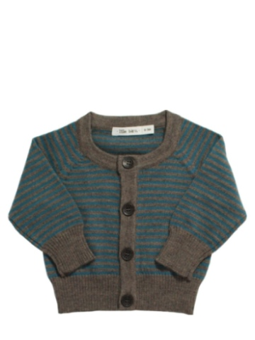 Lille Barn Striped Cardigan