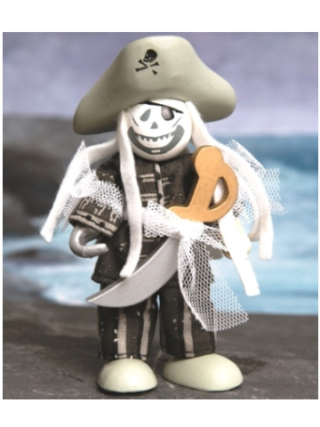 Le Toy Van Budkins Phanto the Ghost Pirate