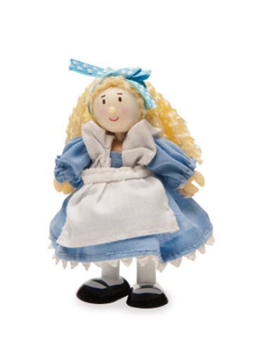 Le Toy Van Budkins Alice in Wonderland