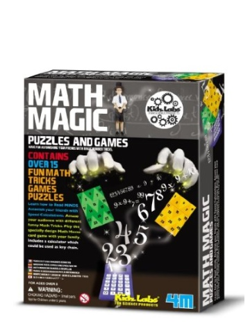 Kidz Labs Math Magic Kit