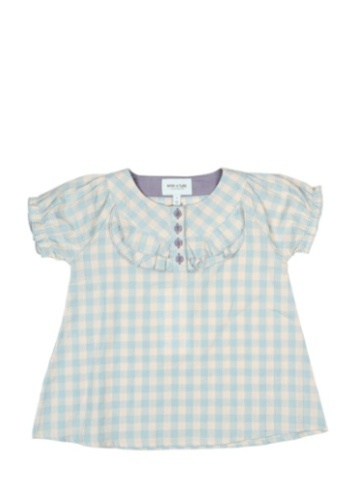 Mini a Ture Ninni Top - Cloud Blue