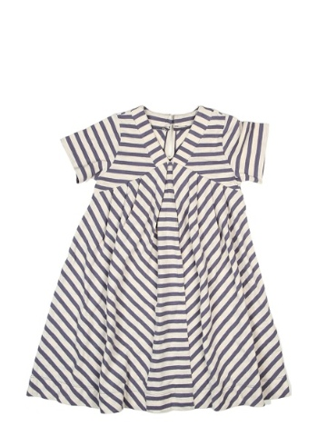 Mini a Ture Zakia Dress - Light Indigo
