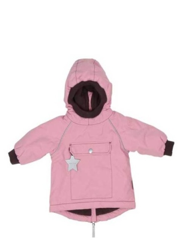 Mini a Ture Cajus Baby Coat - Polignac Rose