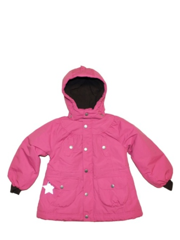 Mini a Ture  Wiwica Coat - Ibis Rose