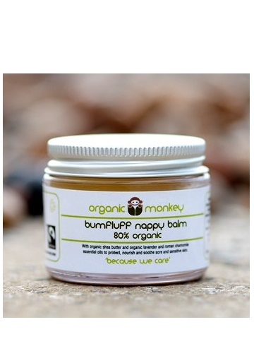 Organic Monkey Nappy Balm
