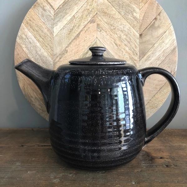 Broste Nordic Coal Large Teapot