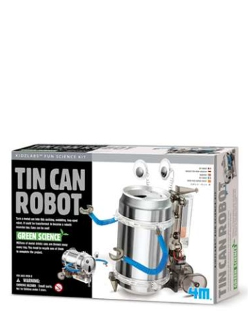 Kidz Labs Tin Can Robot