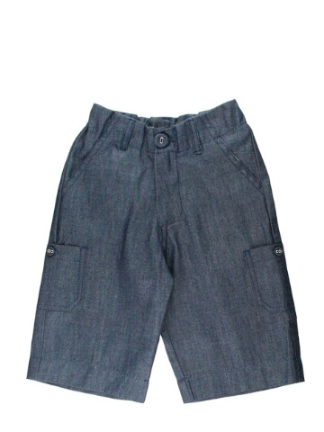 Lille Barn Oxford Bermuda Shorts