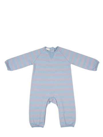 Toffee Moon Sporty Wide Stripe Sleep Suit