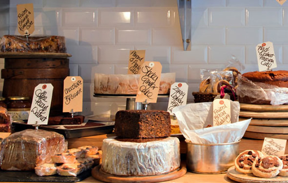 Cakes and pastries from Barley Sugar