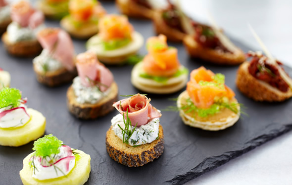 Outside catering and events from Barley Sugar
