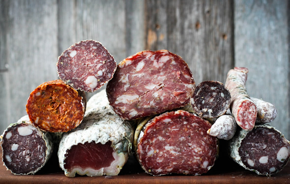 Charcuterie at Barley Sugar