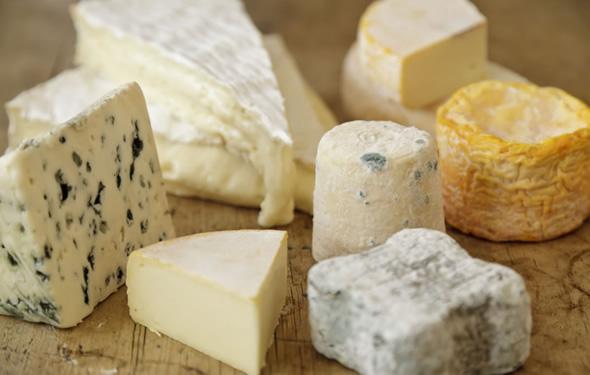 Cheese from Barley Sugar