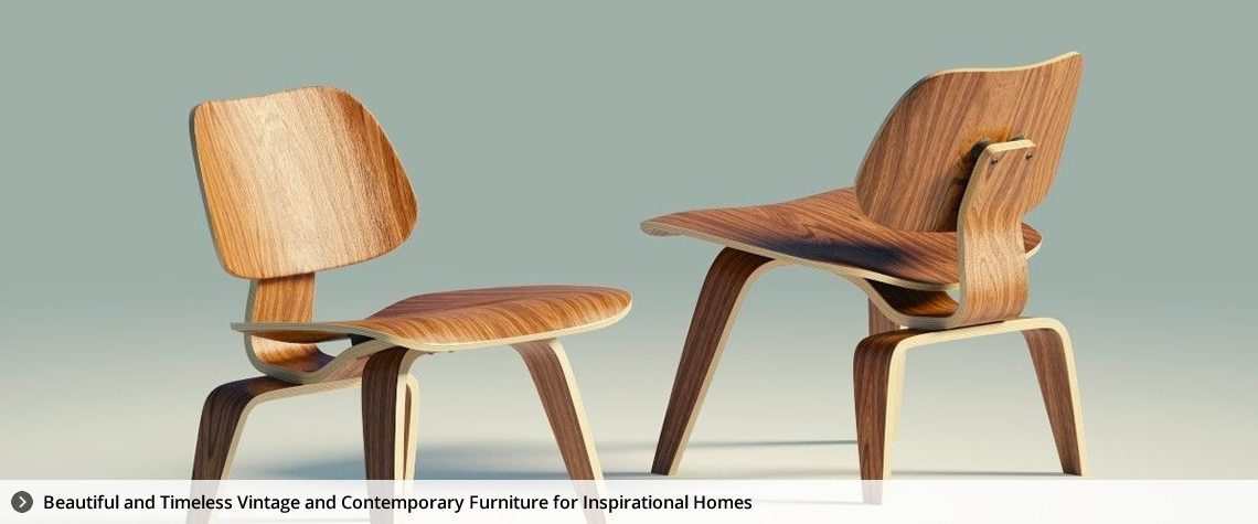Furniture from Barley Sugar