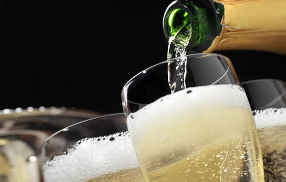 Champage & sparkling wines from Barley Sugar
